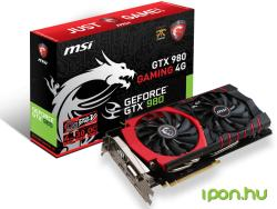 MSI GeForce GTX 980 4GB GDDR5 256bit PCIe (GTX 980 GAMING 4G)