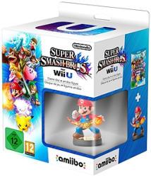 Nintendo Super Smash Bros. [Mario Amiibo Bundle] (Wii U)