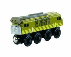 Mattel Thomas és barátai Diesel 10 fa mozdony