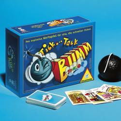 Piatnik Tick Tack Bumm Junior (German)