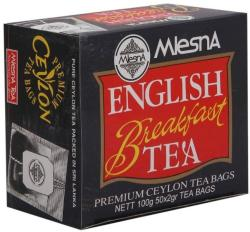 MlesnA English Breakfast Tea 50 filter