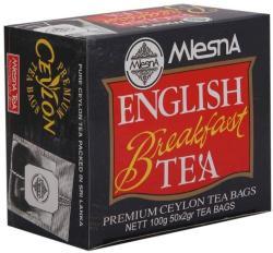 MlesnA English Breakfast Tea 50 filter