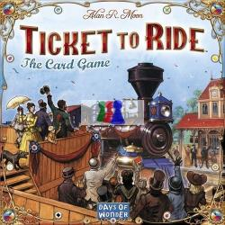 Days Of Wonder Ticket to Ride - kártyajáték