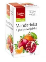 Apotheke Mandarin-gránátalma Tea 20 filter