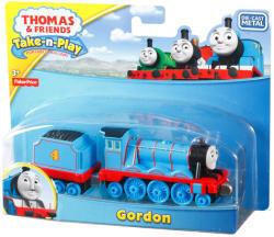 Mattel Fisher-Price Thomas Take-n-Play Gordon mozdony R9036