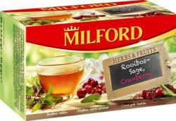 Milford Rooibos Zsálya Tea 20 filter