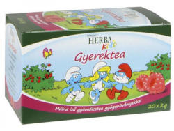 Herbária Herba Kids Málna Tea 20 filter