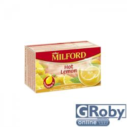 Milford Hot Lemon Tea 20 filter