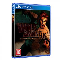 Telltale Games The Wolf Among Us (PS4)