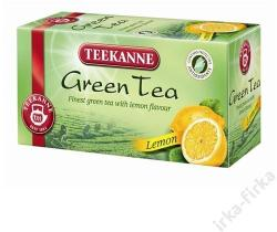 TEEKANNE Fekete Tea Lemon 20 filter