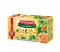 TEEKANNE Menta Tea Méz Ízesítésű 20filter