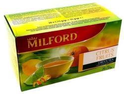 Milford Zöld Citrus Tea 20 filter