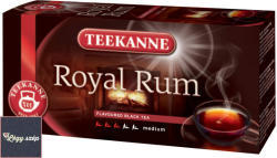 TEEKANNE Fekete Tea Royal Rum 20 filter