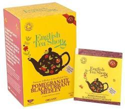 English Tea Shop Bio Gránátalma Feketeribizli Mix Tea 20 filter