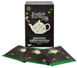 English Tea Shop Bio Japán Zöld Tea Sencha 20 filter