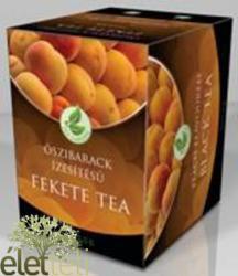 Herbária Fekete Tea Őszibarack 10 filter