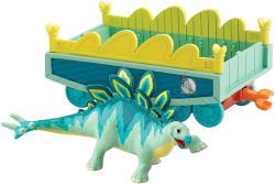 TOMY T-Rex Expressz Morris vonatkocsival LC53003