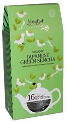 English Tea Shop Bio Japán Zöld Sencha Tea 16 filter