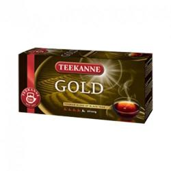 TEEKANNE Fekete Tea Black Gold 20 filter