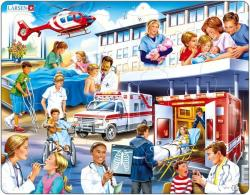 Larsen Kórház 25 db-os (US 33)
