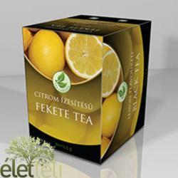 Herbária Fekete Tea Citrom 10 filter