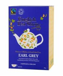 English Tea Shop Bio Earl Grey Tea 20 filter