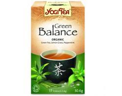 YOGI TEA Egyensúly Zöld Tea 17 filter
