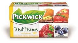 Pickwick Gyümölcstea Variációk (fűszeres narancs, feketeáfonya-tejszín, vörösáfonya-málna, őszibarack-eper) 20 filter