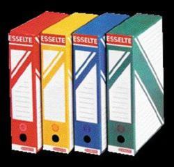 Esselte Standard Archiváló doboz 80 mm A4 karton kék (12841101)