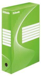 Esselte Standard Archiváló doboz 80 mm A4 karton zöld (12841401)