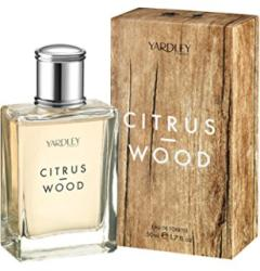 Yardley Citrus - Wood EDT 50ml