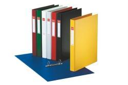 Esselte Standard Gyűrűs könyv 2 gyűrű 42 mm A4 PP/PP bordó (14456)