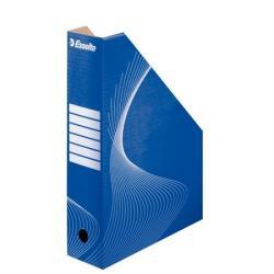 Esselte Standard Iratpapucs 80 mm összehajtható karton kék (10025)