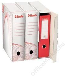 Esselte Standard Archiváló doboz 97 mm karton fehér (10024)