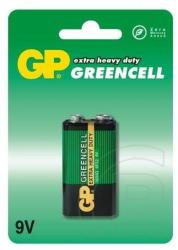 GP Batteries 9V Greencell (1) GP1604GU1