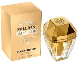 Paco Rabanne Lady Million Eau My Gold EDT 80ml Tester