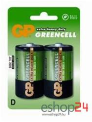 GP Batteries D Goliath Greencell LR20 (2)