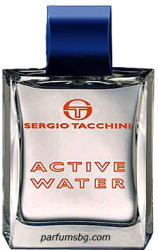 Sergio Tacchini Active Water EDT 100ml Tester