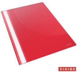 Esselte Standard Gyorsfűző A4 PP piros (15385)