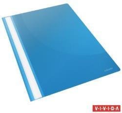 Esselte Standard Gyorsfűző A4 PP kék (15386)