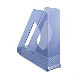 Esselte Europost Iratpapucs 68 mm műanyag áttetsző kék (623567)