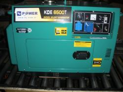 KJ Power KDE6500T3