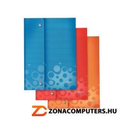 Leitz Bebop Irattartó tasak A4 PP vegyes színek (45810099)