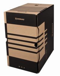 DONAU Archiváló doboz 200 mm A4 karton natúr (76634N)
