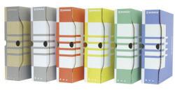DONAU Archiváló doboz 100 mm A4 karton natúr (7661B)