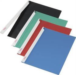 Panta Plast Gyorsfűző hosszú klippes A4 PP fekete (INP4101901)
