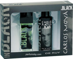 Carlos Moya In Black EDT 100ml