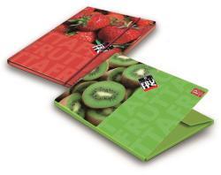 Pigna Fruit Gumis mappa 12 mm A4 karton (PIGFRU300)