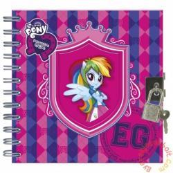 My Little Pony Equestria girls kulcsos napló