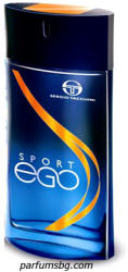 Sergio Tacchini Sport Ego EDT 100ml Tester